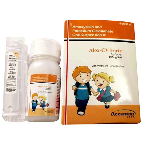 Alox-CV Forte Dry Syrup
