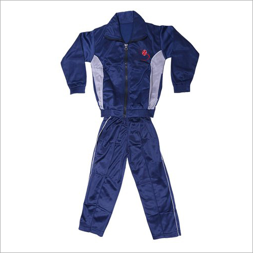 Polyester School Track Suit