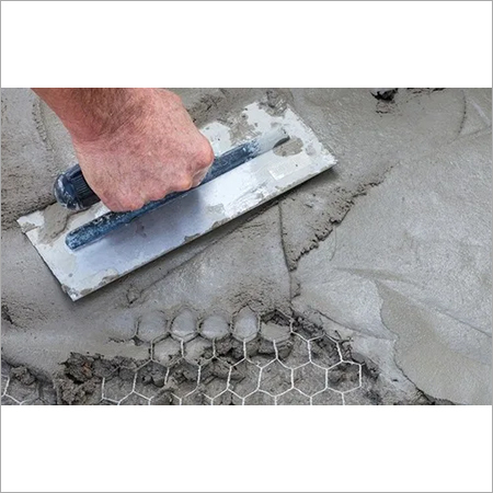 Superplasticiser & Water Proofing