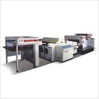 UV Spot Coating Machine (Conveyor Type)