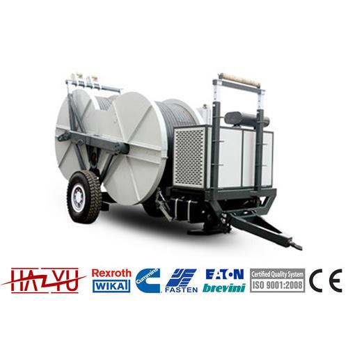 TY1x140IV 1x140kN Stringing Equipment Diesel 97kw(132hp) Hydraulic Tensioner