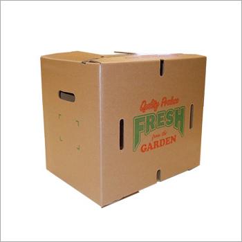 Custom Print Corrugated Box