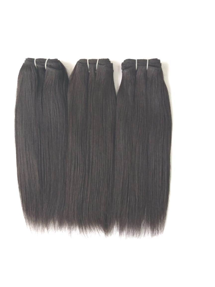 High quality Wholesale price silk straight 100% virgin hair