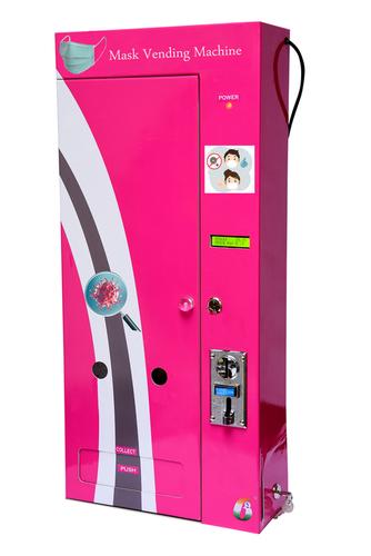 SUCI Tantra - Automatic Face Mask Vending Machine