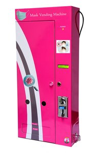 SUCI Tantra - Automatic Face Mask Vending Machine