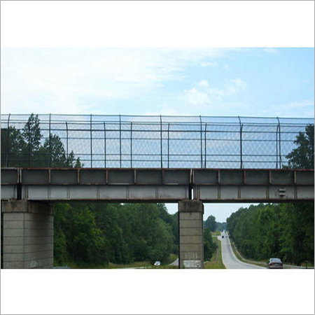 Bridge Chain Link Fencing
