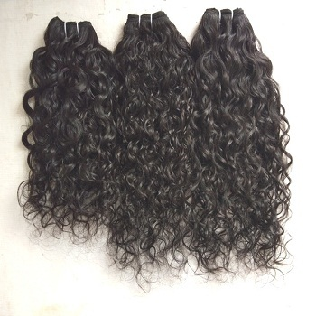 Raw Unprocessed Deep Wave Hair,No Tangle, No Shedding,