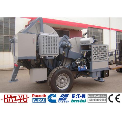 TY2x70 2x70kN Cummins Engine Hydraulic Tensioner For Power Transmission Line