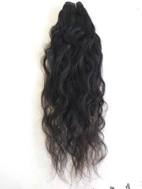 Unprocessed Temple Wavy hair,Raw Wavy Hair Extension human hair Virgin hair weft hair