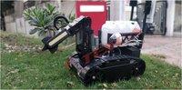Sanitizing Robot