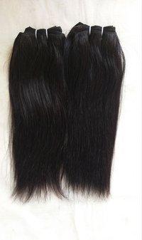 single donor straight human hair