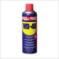 WD40 Lubricant oil