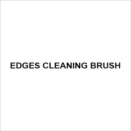 Edges cleaning brush