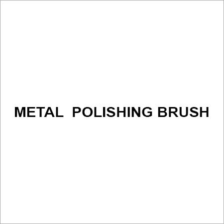 Metal  polishing brush