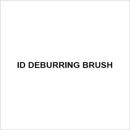 Id deburring brush