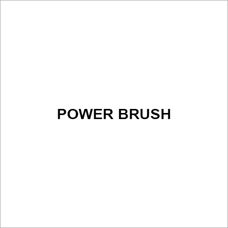 Power brush