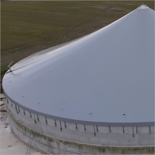 Double Membrane Biogas Cover