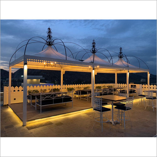 Restaurant Roof Covering