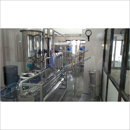 Stainless Steel (304 SS Quality) Reverse Osmosis Plant