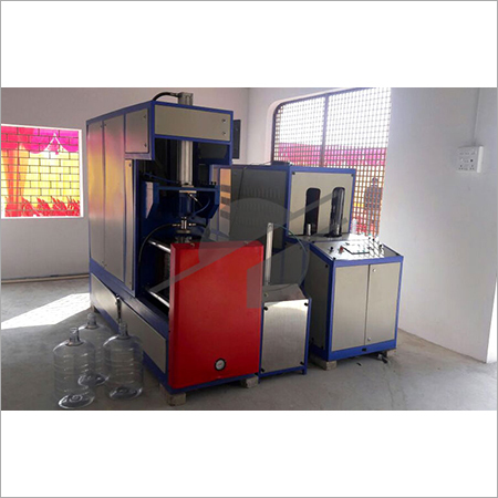 20 Litre Jar Blowing Machine
