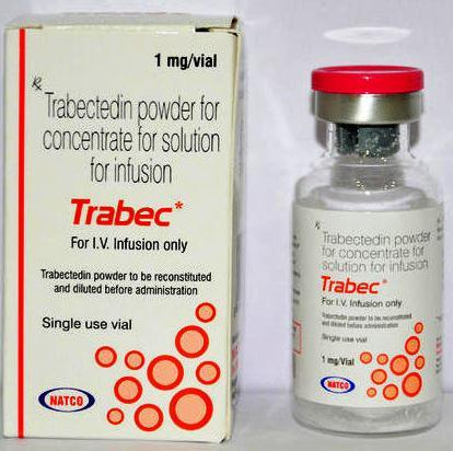 Trabec injection