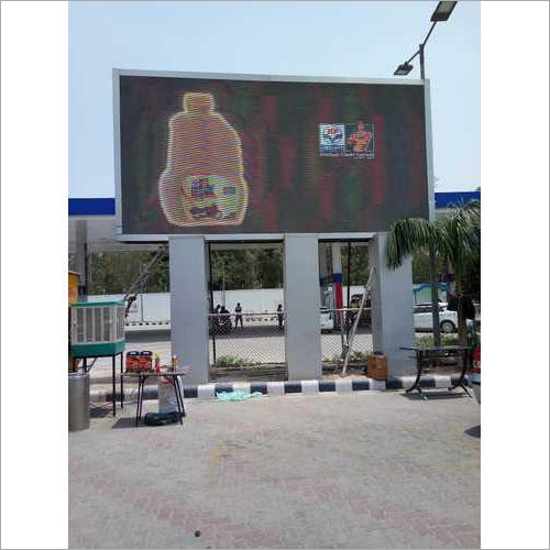 P10 Outdoor LED Video Wall