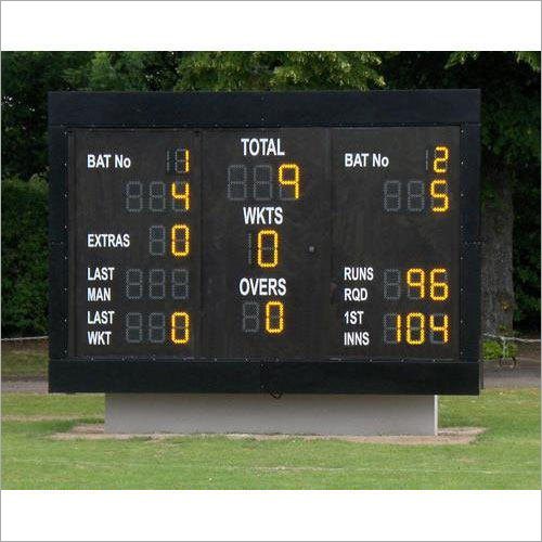 Digital LED Cricket Football Hockey Score Board
