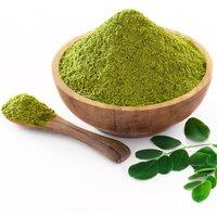 Organic Moringa Dry Leaf Powder