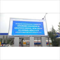 Outdoor LED Video Display Screen For Advertising