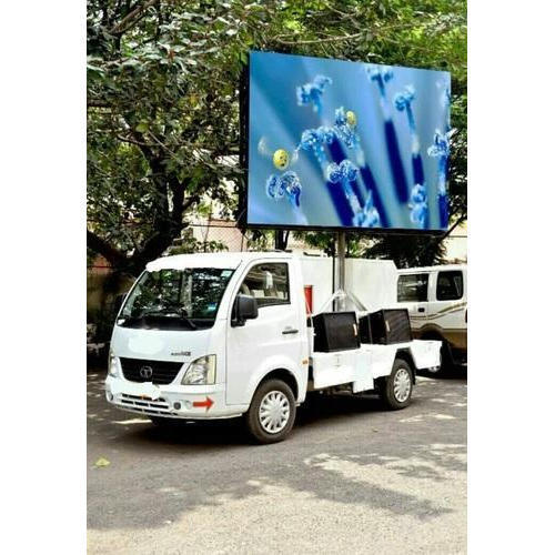 LED Video Van Vehicle For Advertising