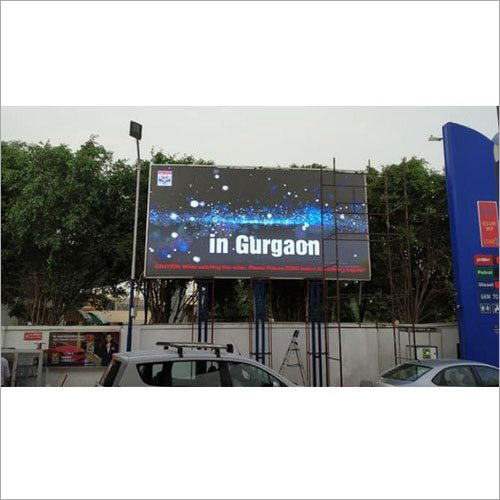 Full Color Advertising LED Display Panel