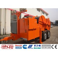 TY4x30 4x30(2x60)KN Overhead Line Stringing Equipment Hydraulic Tensioner