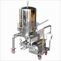 Sugar Filter Press for Juice