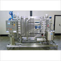 Pasteuriser for Pet Bottle Filling