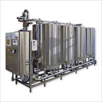 CIP System for Juice