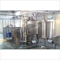 Sugar Syrup Preparation Tank for CSD