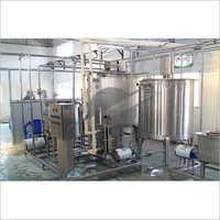 Sugar Syrup Preparation Tank for CSD