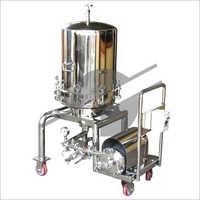 Sugar Filter Press for CSD