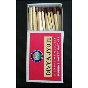 Supreme Safety Matches Box