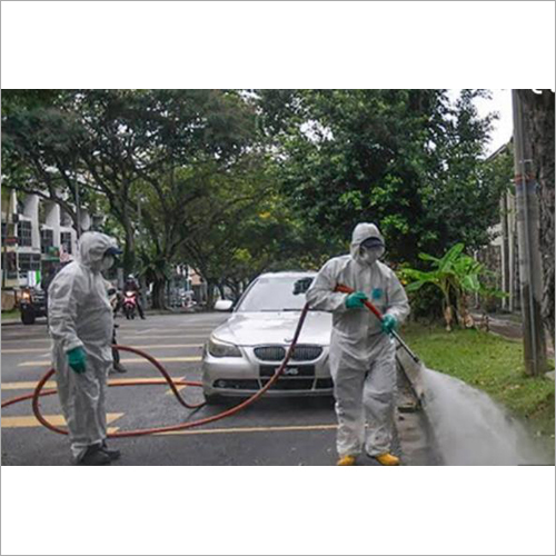 Agriculture Safety Sprayer