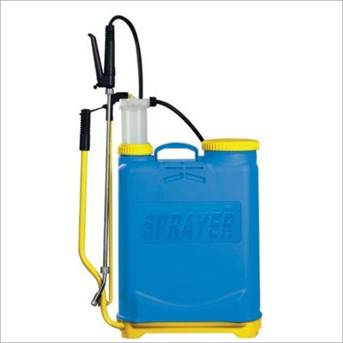 Hatchery Safety Sprayer