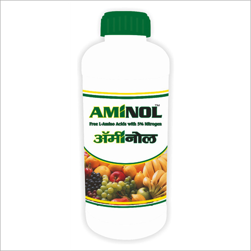 Aminol Free L-Amino Acids With 5 Percent Nitrogen