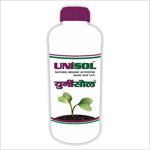 Unisol Natural Organic Activator 12 Percent Humic Acid