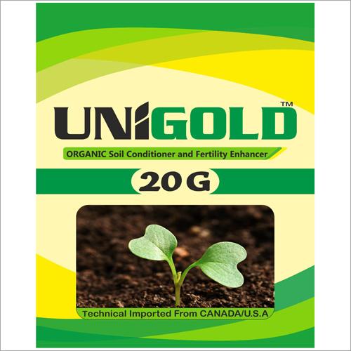 Organic Soil Conditioner And Fertility Enhancer