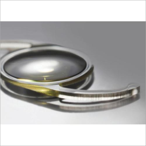 Hydrophobic IOL Lens