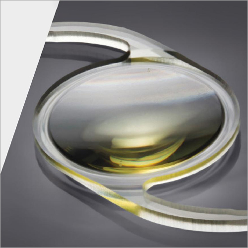 Ophthalmic Intraocular Lenses