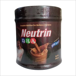 Protein Powder With GLA And DHA