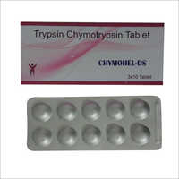 Trypsin Chymotrypsin IU Tablets