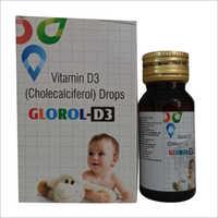 Vitamin D3 (Cholecalciferol) 800 IU Drops