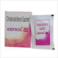 Cholecalciferol 60,000 IU Sachet